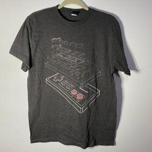 Nintendo Gray T-Shirt